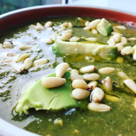 avocado-soup
